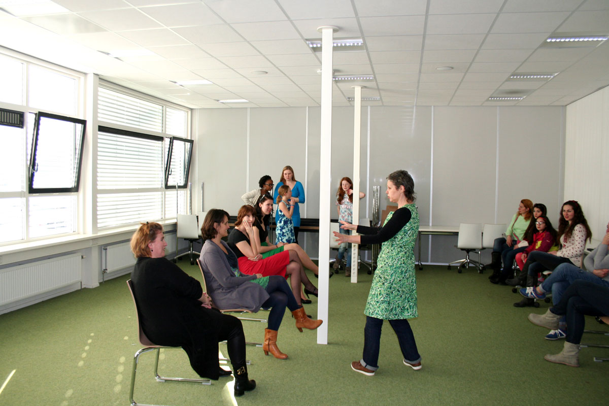 catwalk workshop_frisgroen